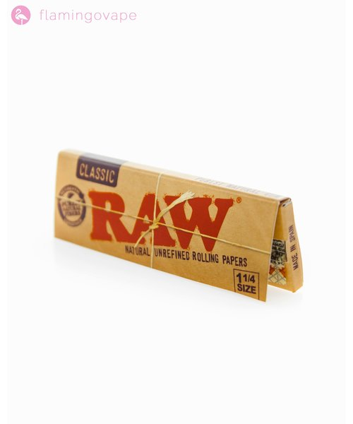 """RAW Classic Rolling Papers 1 1/4"""""""