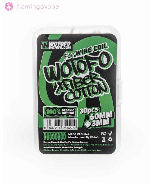 Wotofo Xfiber Cotton 30PCS/Pack