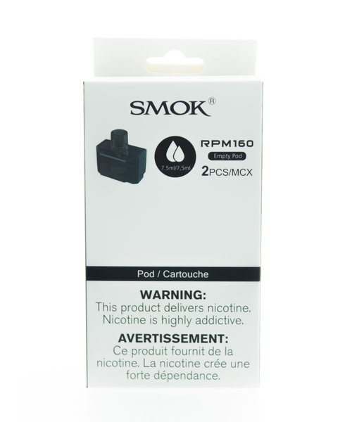 SMOK RPM160 Replacement Pods 2 Pack