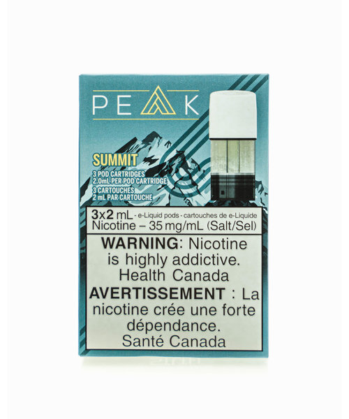 STLTH Pods Peak Summit