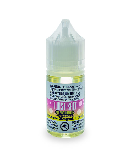 Twist Pink Punch Lemonade Salt 30mL