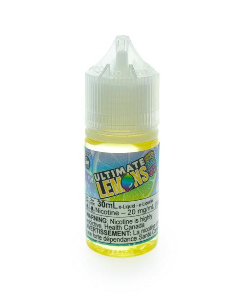 Ultimate Lemons SIX9 Salt 30ml