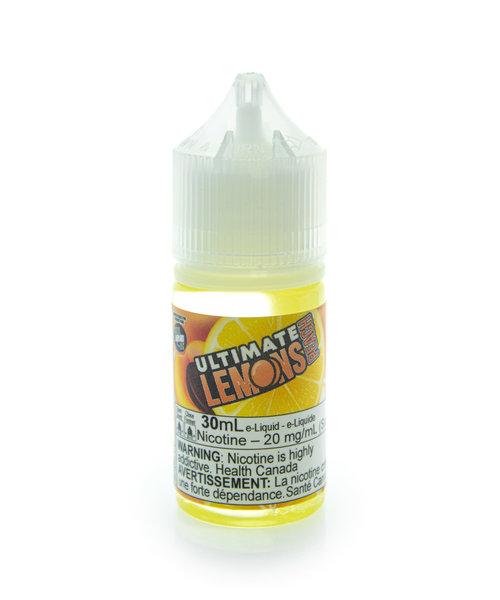 Ultimate Lemons Peach Salt 30ml