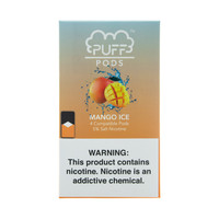 Juul Compatible Puff Pods