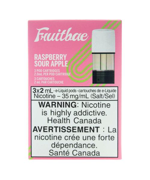 STLTH Pods Fruitbae Raspberry Sour Apple