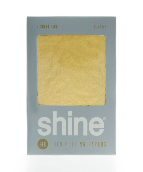 Shine 24K Gold Papers (2 pack)