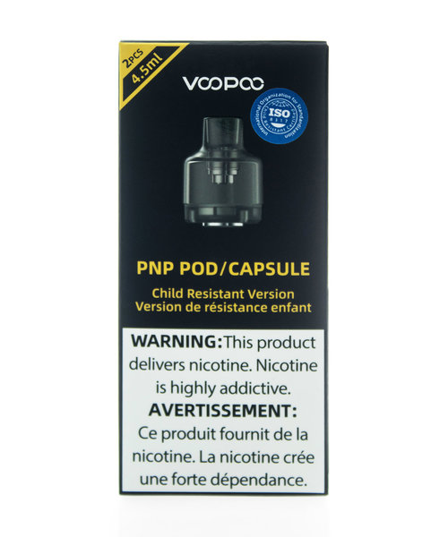 VOOPOO PnP Replacement Pods (pack of 2)