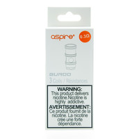 Aspire Guroo Replacement Coil 3-Pack