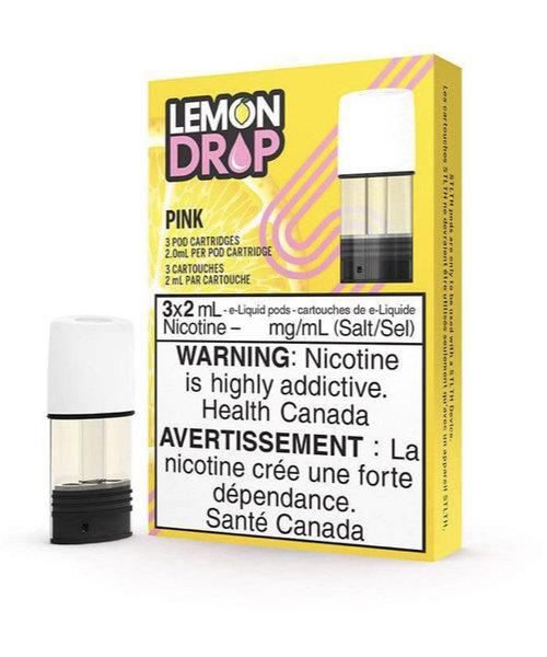 STLTH Pods Lemon Drop Pink
