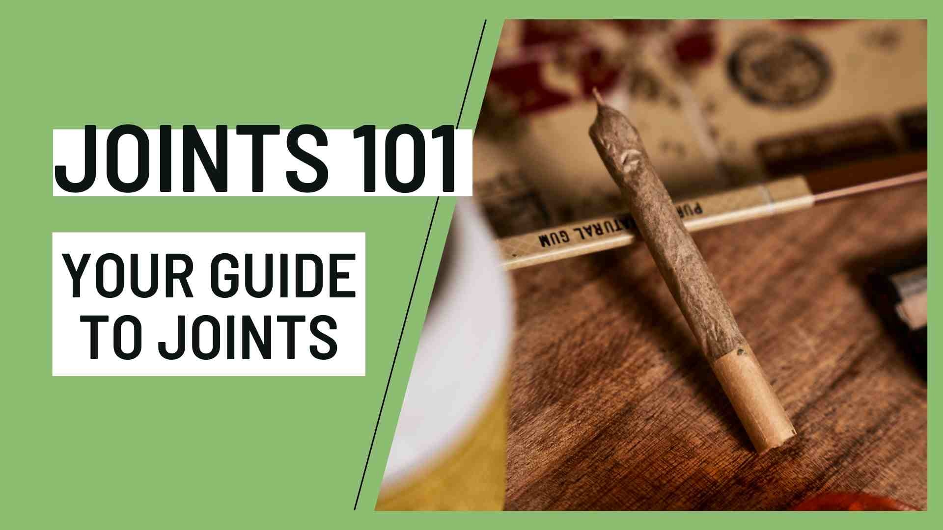 JOINTS 101 - What is a joint and how to deal with it?