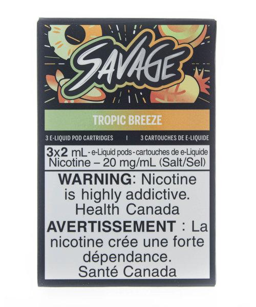 STLTH Pods Savage Tropic Breeze