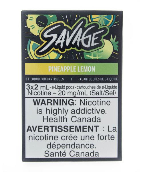 STLTH Pods Savage Pineapple Lemon