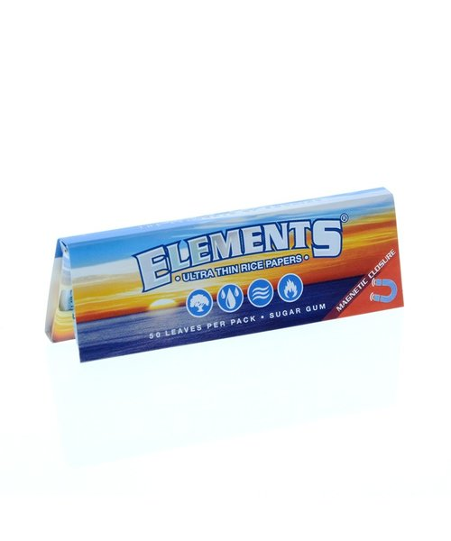 Elements Papers Blue 1 1/4 w/ Magnet
