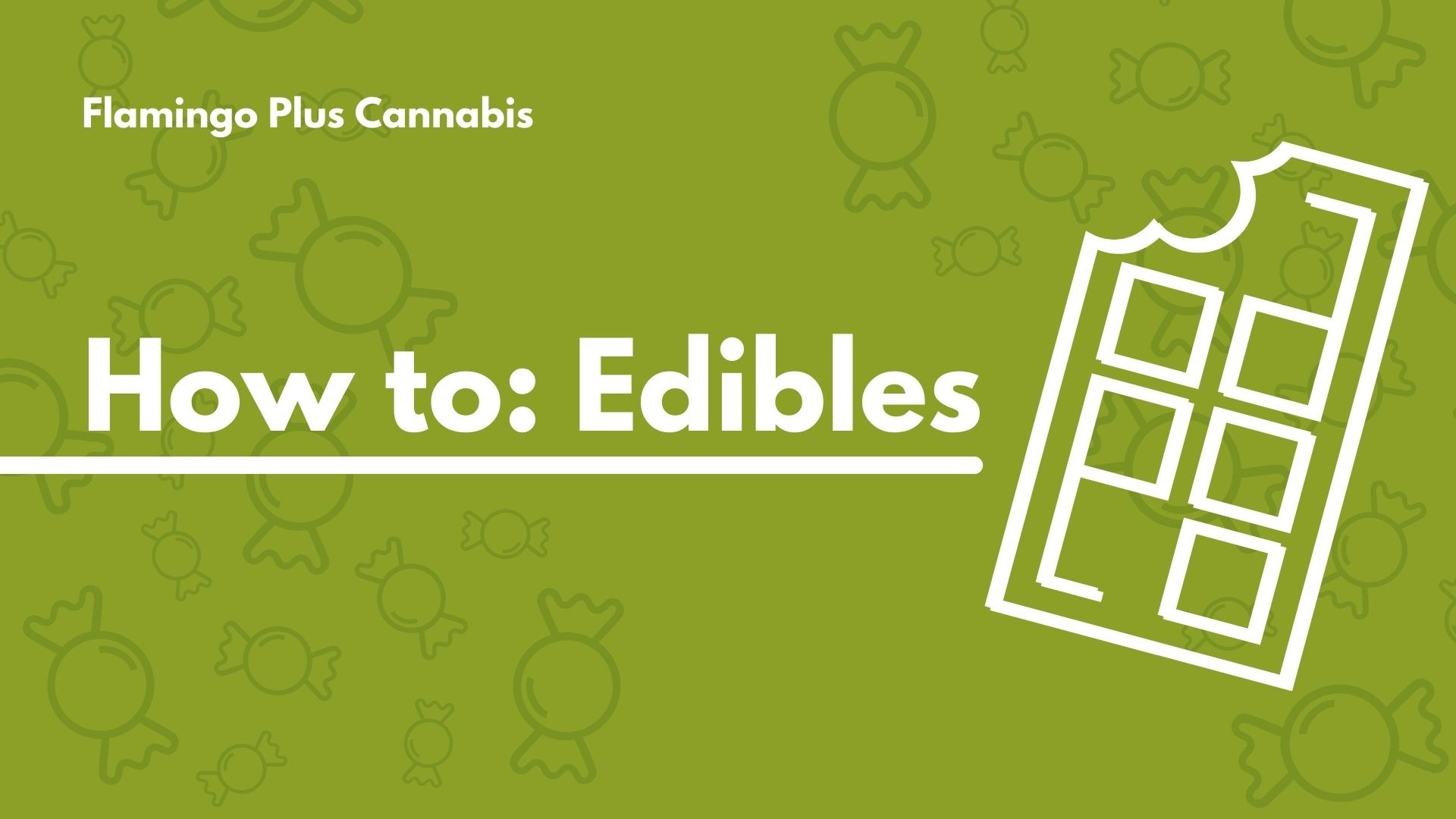 Your 420 Guide on making your own Edibles!