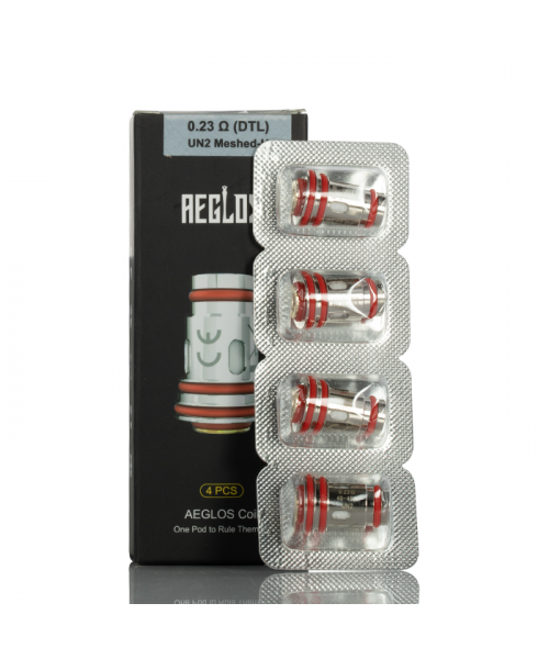 Uwell Aeglos Replacement Coils 4-Pack