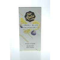 The Ratio Lemon Blue Raspberry Dual-Box (120mL)