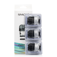 SMOK Novo 4 Empty Replacement Pods 3-Pack [CRC]