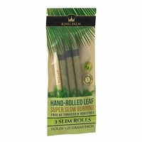 King Palm Slim Pre-Roll Pouch 3-Pack