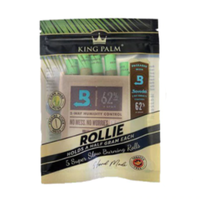 King Palm Rollies Pre-Roll Pouch 5-Pack