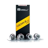 Uwell Crown 3 Coils 4 Pack