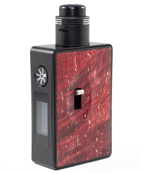 Spruzza 80W Squonk Kit by asMODus
