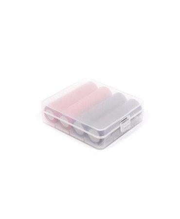 Flamingo Vape Battery Case - 4 x18650