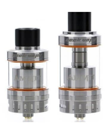 Geekvape Ammit 25 Single Coil RTA Silver by GeekVape