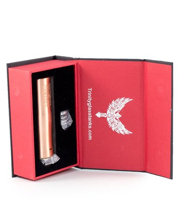 Trinity Glass US1 Mech Mod by Trinity Glass