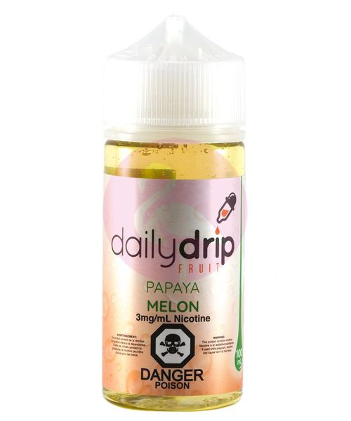 Daily Drip Papaya Melon 100mL