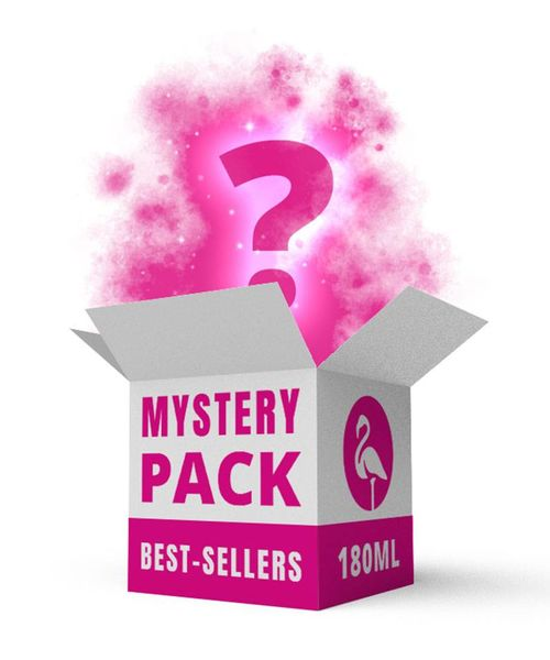 Best Sellers Mystery Pack (180ml)