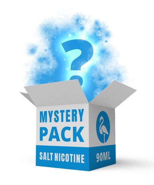 Salt Nicotine Mystery Pack (90ml)
