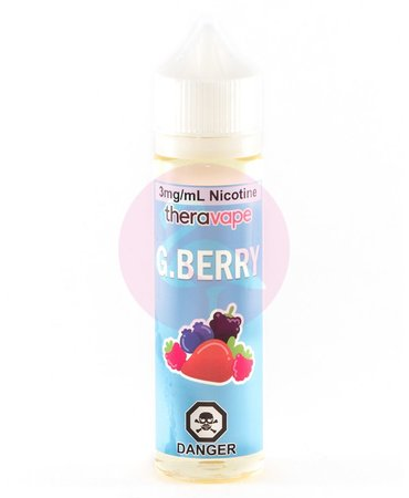 theravape Gummy Berry by Theravape