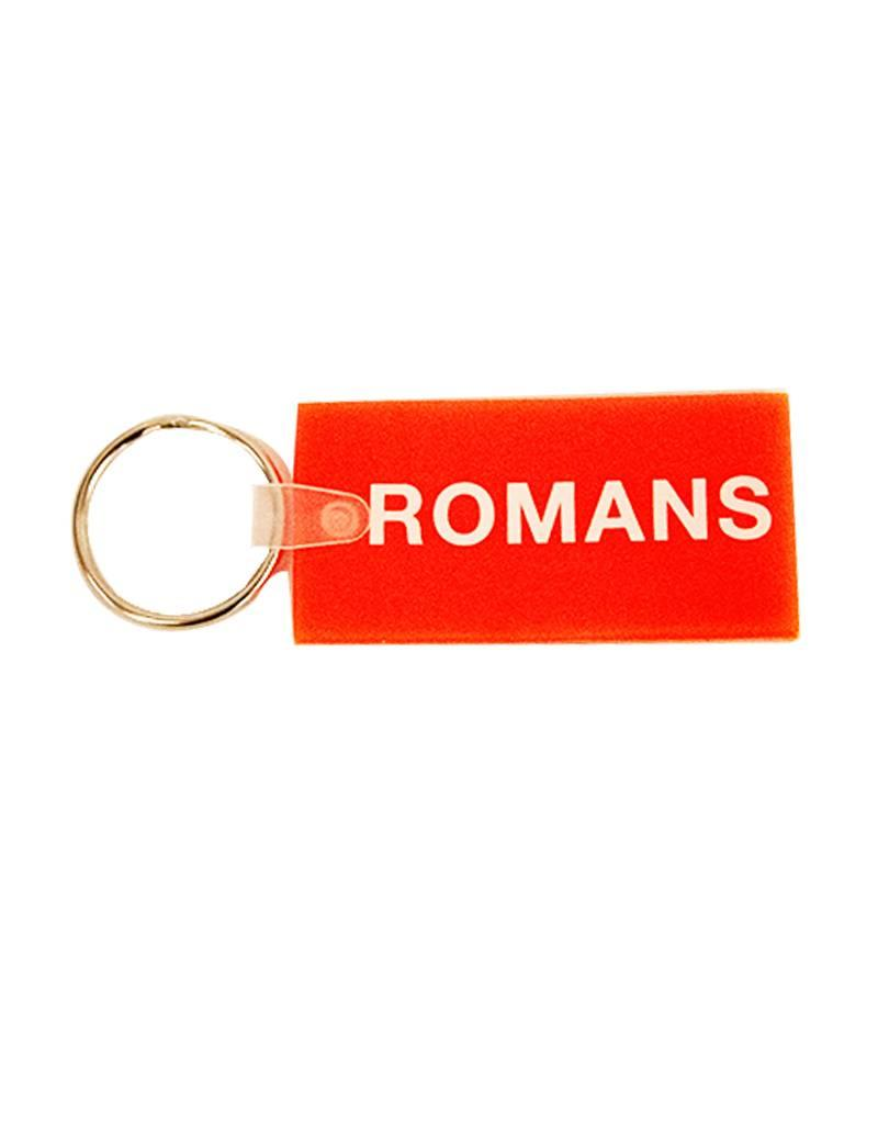 Key Chain Orange