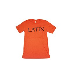 T-Shirt Short-Sleeved Heather Orange