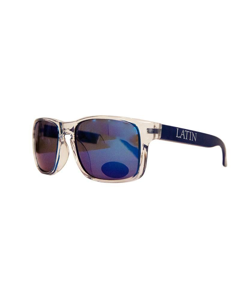 Sunglasses Mirrored Blue