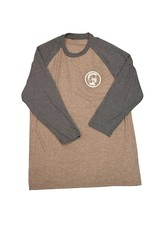 T-Shirt Baseball Gray