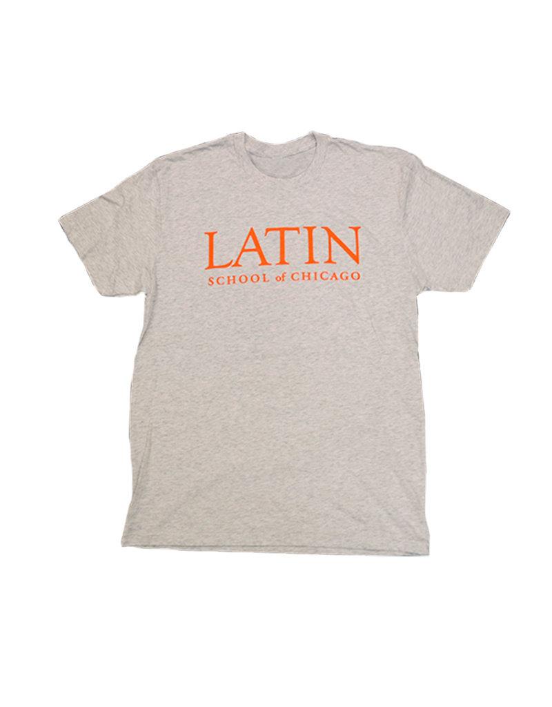 T-Shirt LS Triblend Gray