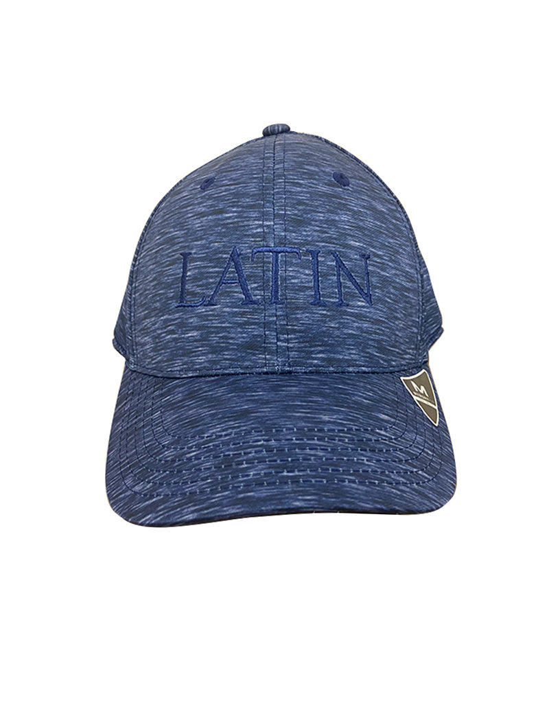 Hat Performance Heather Navy