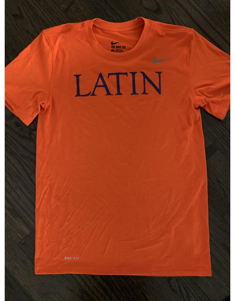 Nike Legend SS T-Shirt Orange