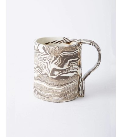 IIIVVVYYY Ceramics CANYON MUG | BROWN