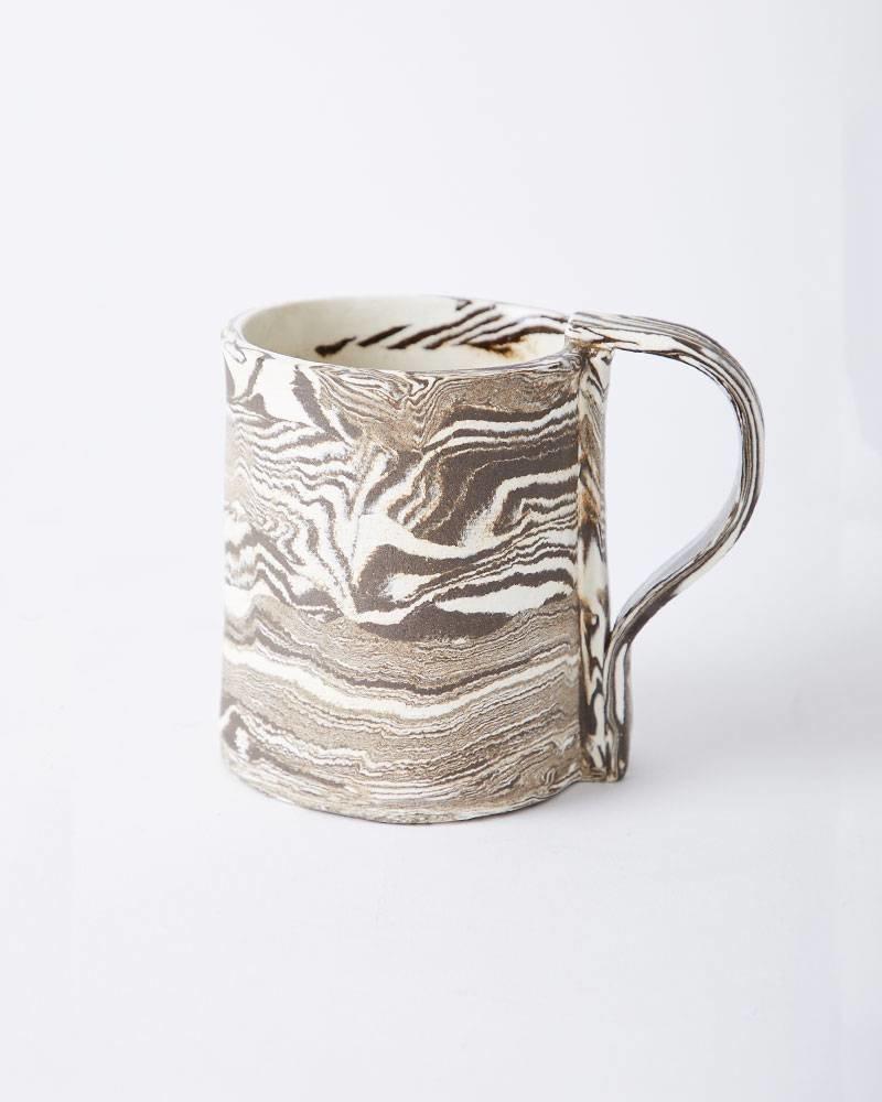 IIIVVVYYY Ceramics CANYON MUG | BROWN