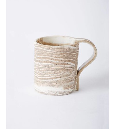 IIIVVVYYY Ceramics CANYON MUG | TAN