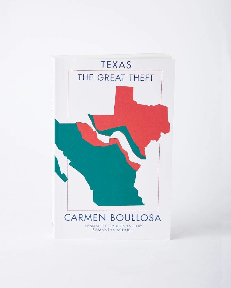 TEXAS THE GREAT THEFT