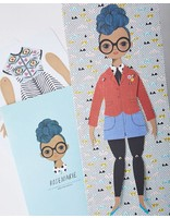 Of Unusual Kind PAPER DOLL | ROSEMARY