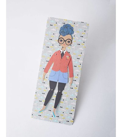 Of Unusual Kind PAPER DOLL   ROSEMARY