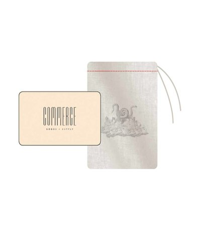 Commerce Goods + Supply GIFT CARD $25