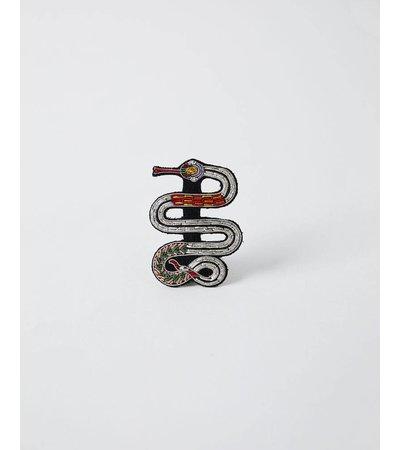 Macon & Lesquoy SNAKE PIN