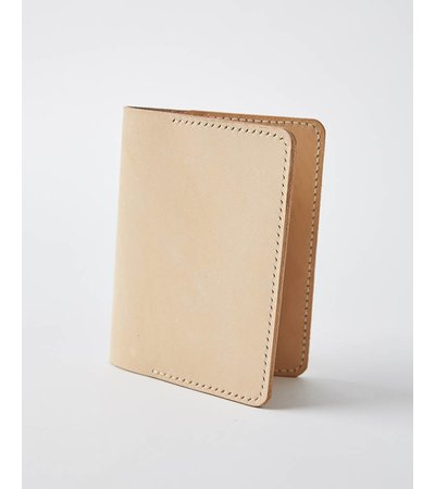 BYNDR Leather PASSPORT CASE