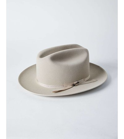Stetson OPEN ROAD SILVERBELLY