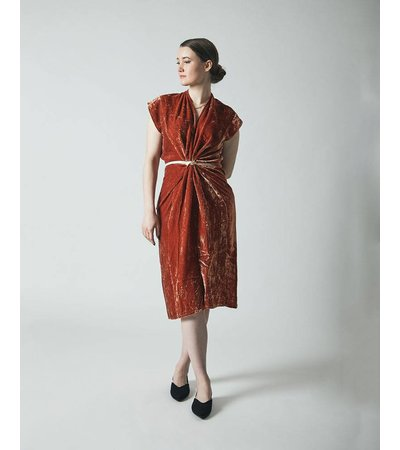 Miranda Bennett KNOT DRESS | QUINTANA